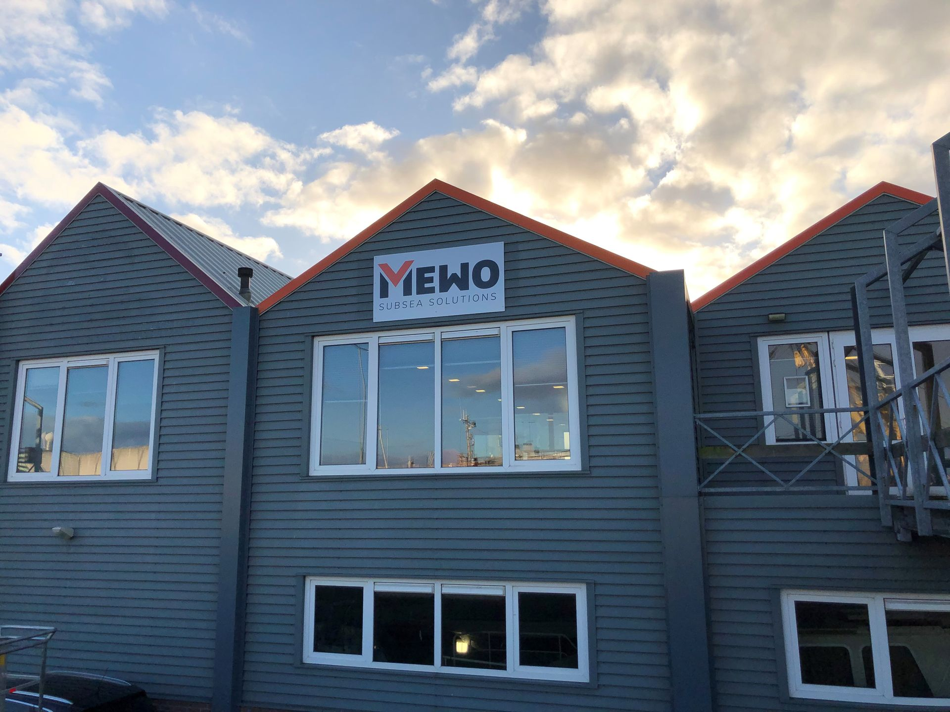MEWO S.A. opens an office in Den Helder